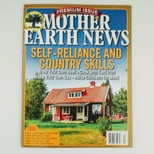Mother Earth News Self-Reliance Country Skills
